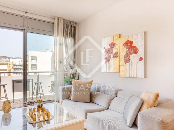 117m² Apartment for sale in Poblenou, Barcelona