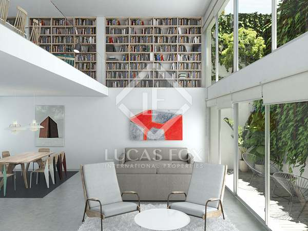 Loft de 84m² con terraza de 11m² en venta en Prosperidad