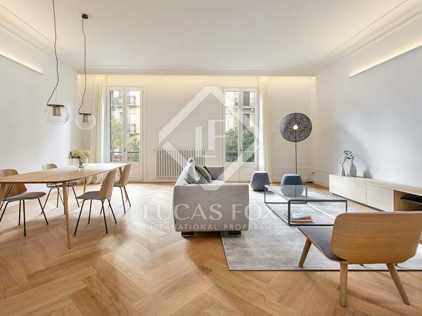 190m² Apartment for rent in Eixample Right, Barcelona