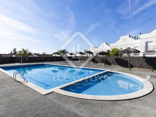 Maison / Villa de 200m² a vendre à Sitges Town avec 120m² terrasse