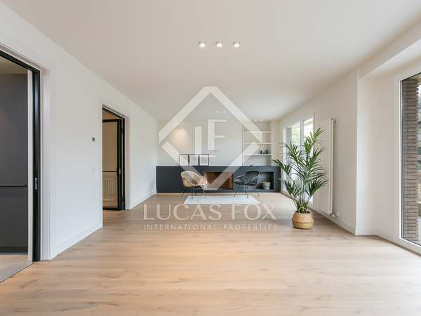 182m² Apartment with 18m² terrace for rent in Sant Gervasi - La Bonanova