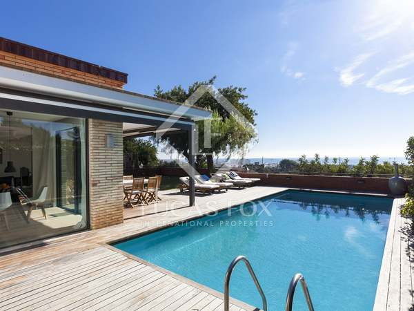 269 m² house for sale in Vallpineda, Sitges