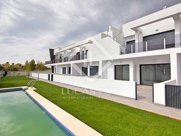 75m² Apartment with 40m² garden for sale in Alicante ciudad