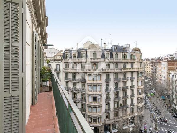 Appartement van 108m² te huur in Eixample Links, Barcelona