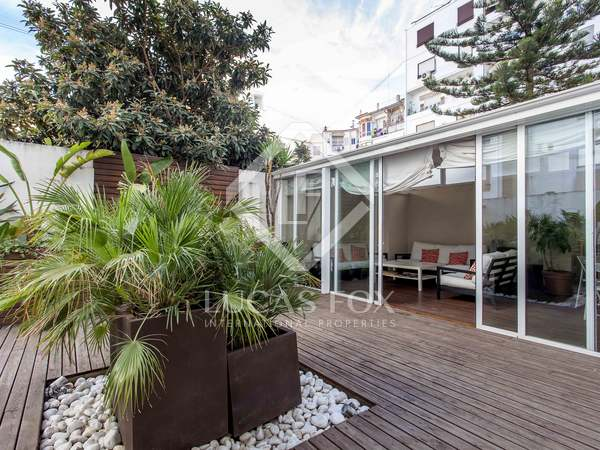 291 m² apartment with 51 m² terrace for sale in Gran Vía