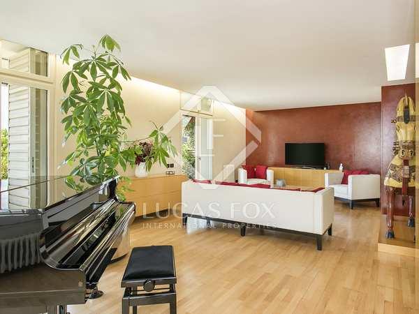 221m² Wohnung mit 20m² terrasse zur Miete in Pedralbes