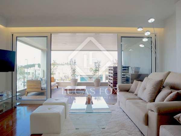 Apartamento de 109 m² con terraza de 26 m² en venta en Ibiza