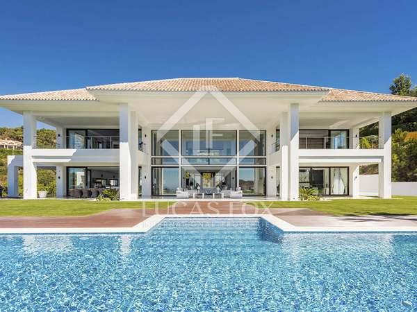 Casa / Vila de 1,721m² with 404m² terraço à venda em La Zagaleta