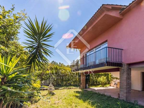 476m² House / Villa for sale in Cabrils, Barcelona