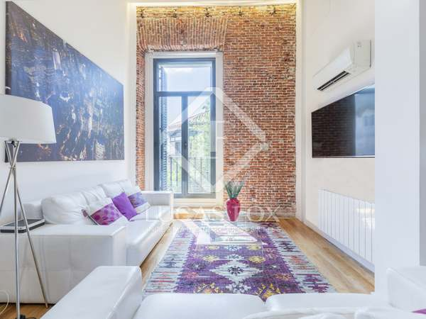 90m² Apartment for rent in Recoletos, Madrid