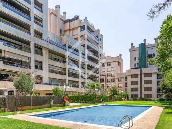 4-bedroom apartment for sale on Avenida Pedralbes, Barcelona