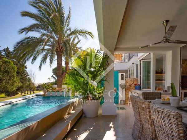 Casa / Vil·la de 162m² en venda a Oest Marbella