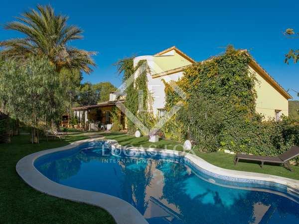 335m² House / Villa for sale in Olivella, Barcelona