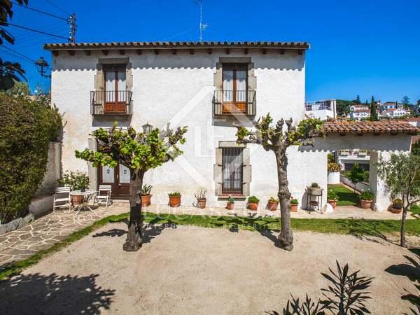 House and annex apartment for sale in Sant Vicenç de Montalt