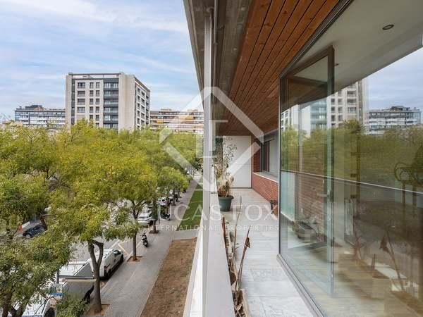 appartement van 115m² te koop met 19m² terras in Tres Torres