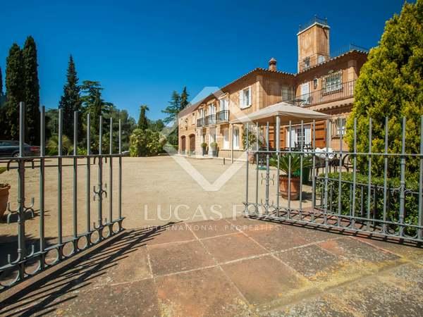 Villa de 450 m², en venta en Alella, Maresme