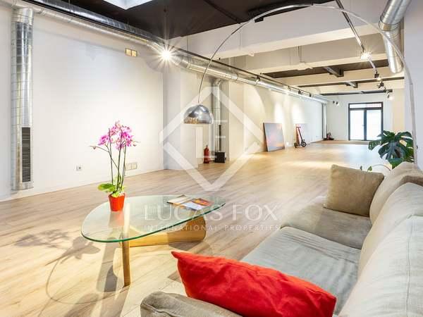 Loft de 195m² con 9m² terraza en alquiler en Poblenou