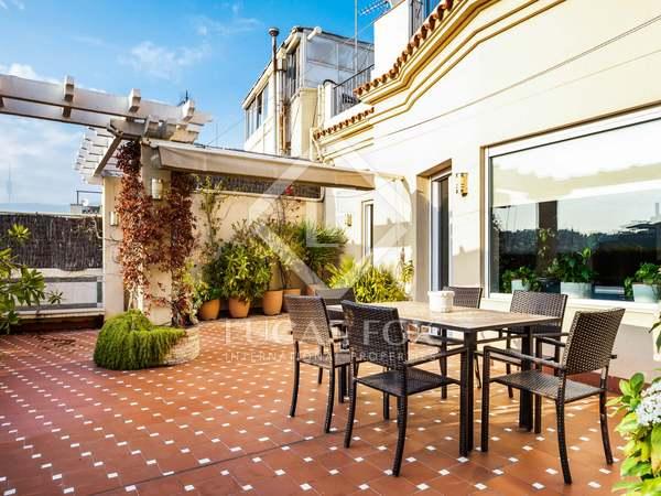 Penthouse van 277m² te koop met 95m² terras in Sant Gervasi - Galvany