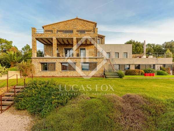 Masía de lujo de 506 m² en venta en Girona