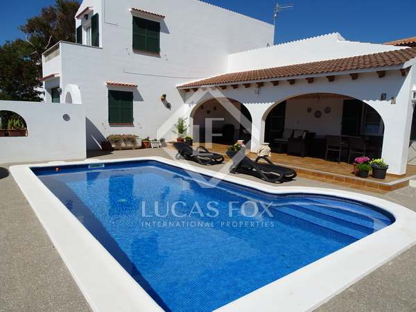 130m² House / Villa with 32m² terrace for sale in Ciudadela