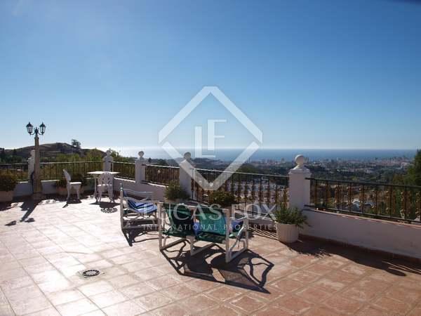 550m² villa with 2,137m² garden for sale in Mijas