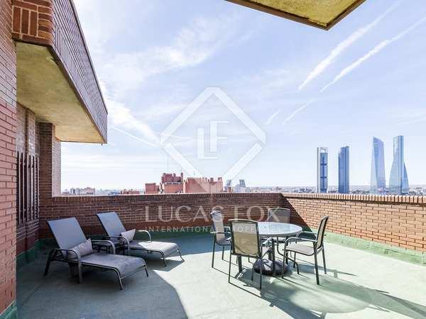 Квартира 280m², 100m² террасa на продажу в Эль Висо