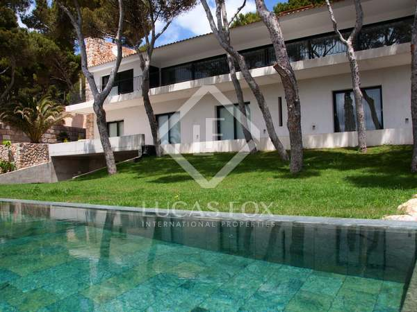 Stunning villa for sale in Cala Ratjada, Mallorca