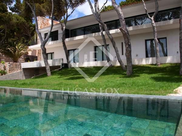 Impresionante villa en venta en Cala Ratjada, Mallorca