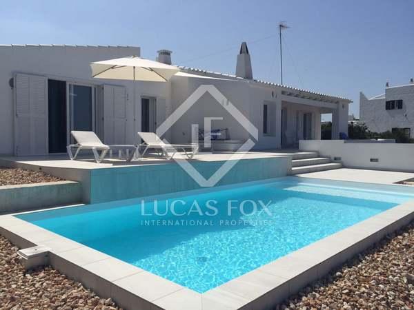 160m² villa for sale in Menorca, Spain