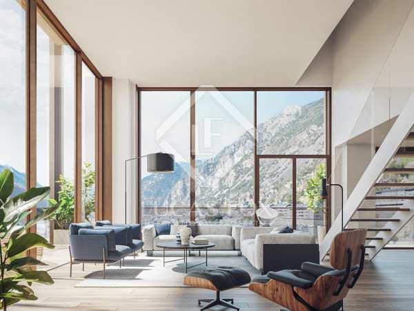 124m² Wohnung mit 32m² terrasse zum Verkauf in Escaldes