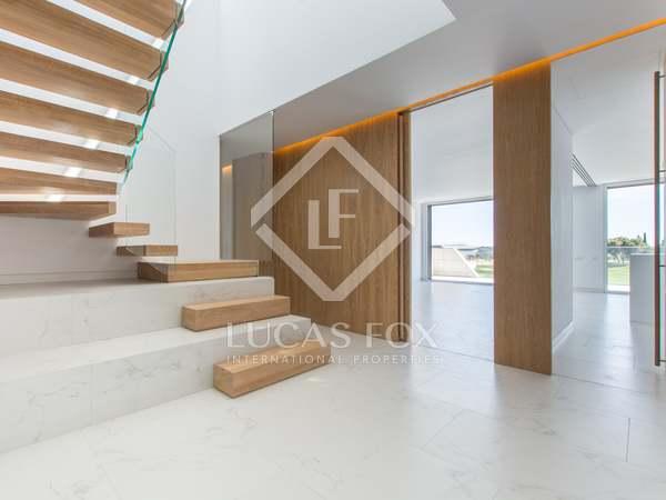 Penthouse van 225m² te huur met 235m² terras in Pozuelo