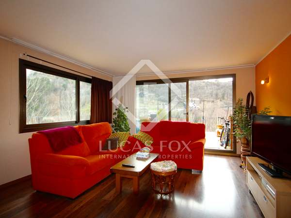 100m² apartment with 110m² terrace for sale in La Massana
