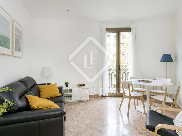 Pis de 75m² en lloguer a Poble-Sec, Barcelona