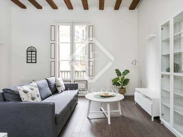 Appartement van 72m² te huur in Gótico, Barcelona