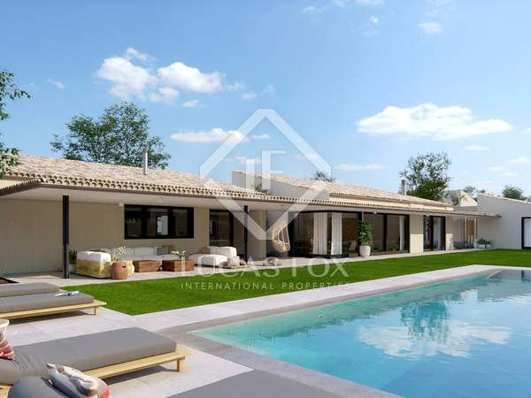 Luxury 5-bedroom house for sale in the Baix Emporda