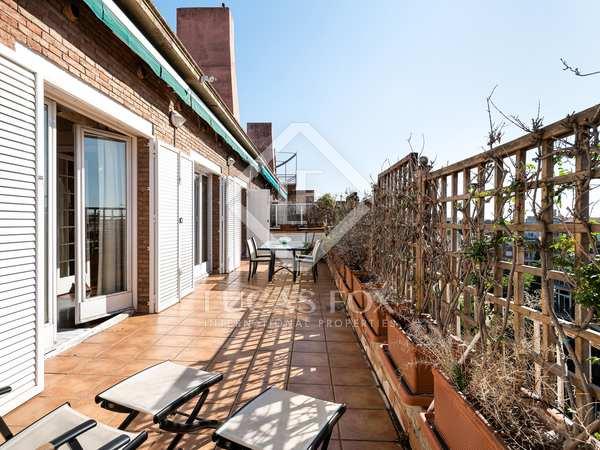 169m² Dachwohnung mit 30m² terrasse zum Verkauf in Sant Gervasi - La Bonanova