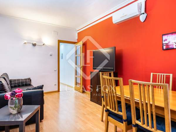 88m² Apartment for sale in Eixample Right, Barcelona
