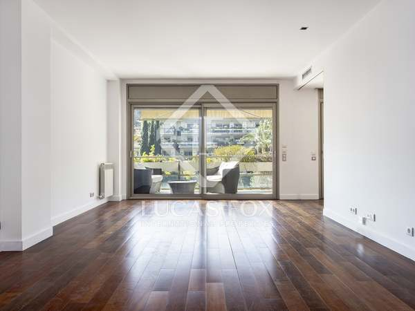 115m² Apartment with 28m² terrace for sale in Sant Gervasi - La Bonanova