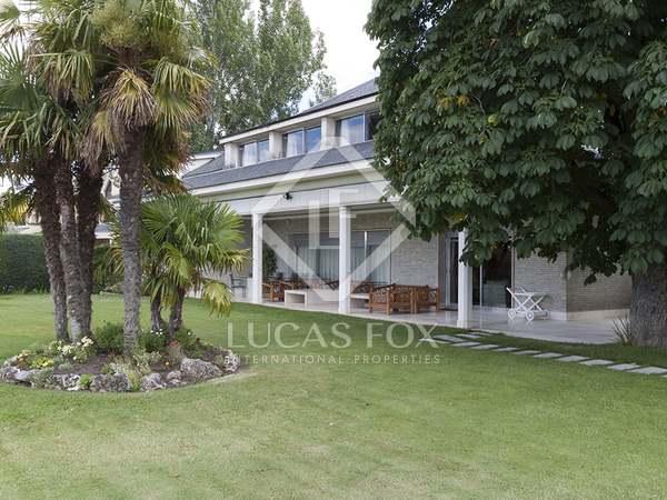 Sensational 12-bedroom villa for sale in Aravaca, Madrid