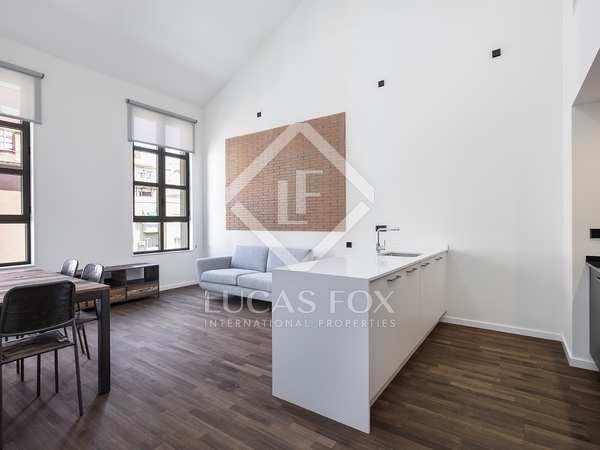 Квартира 80m² аренда в Грасия, Барселона
