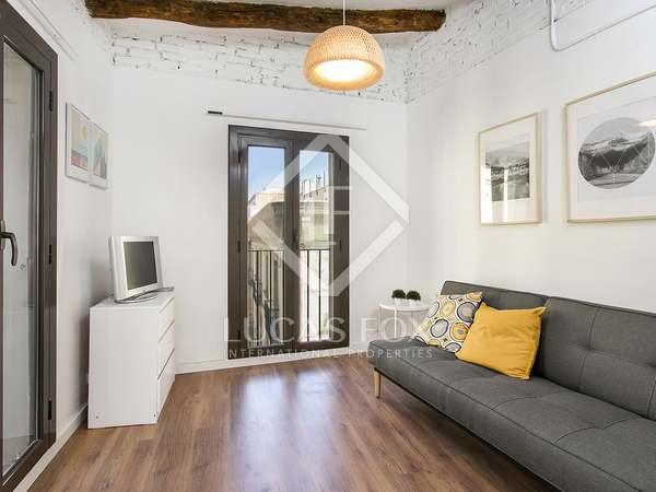 Piso de 56m² en alquiler en el Gótico, Barcelona