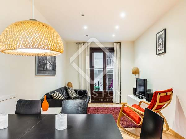 70 m² apartment for sale in Poble Sec, Barcelona