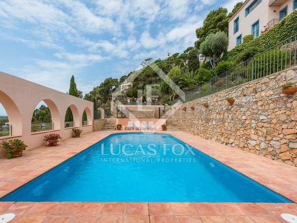 Luxury Costa Brava house to buy. Aiguablava villa for sale