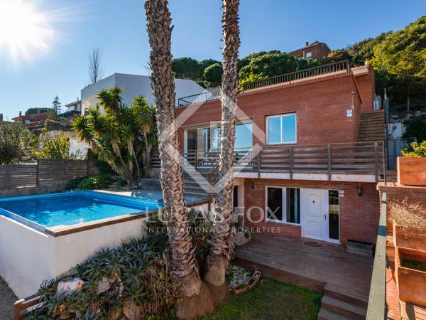 400 m² house for sale in Alella, Maresme