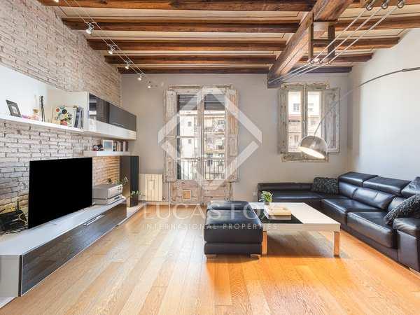 Appartement van 116m² te koop in El Raval, Barcelona