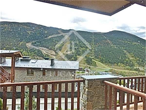 1-bedroom apartment for sale in Andorra's Grandvalira ski area