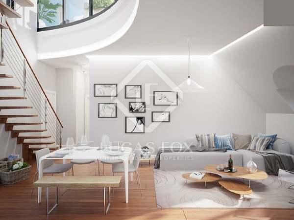 Penthouse van 104m² te koop met 58m² terras in Justicia