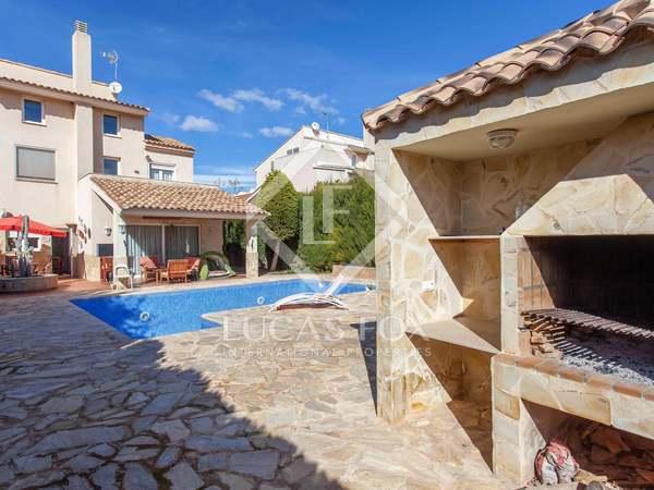 6-bedroom villa for sale in Monasterios, Valencia