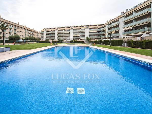 97m² Apartment with 10m² terrace for sale in Cubelles