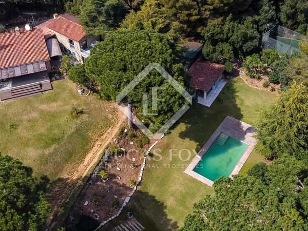 557m² House / Villa with 3,400m² garden for sale in Sant Andreu de Llavaneres
